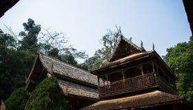 Point de repère de Watluangkhunwin Photo stock