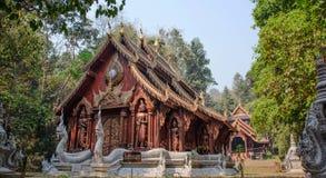 Point de repère de Watluangkhunwin Image stock