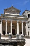 Point de repère du Saint-Marin de Di de basilique Images libres de droits