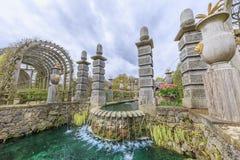 Point de repère historique autour de château d'Arundel Photo libre de droits