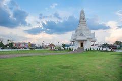Point de repère Kantharalak dans Sisaker Thaïlande Images libres de droits
