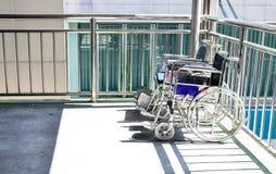 Point de service de fauteuil roulant Image libre de droits
