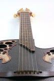 Point de vue de guitare de musique Images libres de droits