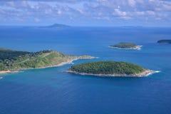 Point de vue de haute mer Photos libres de droits