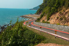 Point de vue de Noen-nangphaya Photo libre de droits
