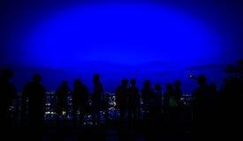 Point de vue Doi Suthep Photo libre de droits