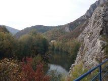 Point de vue de montagne photo stock