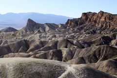 Point de Zabriskie Images stock