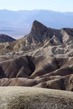 Point de Zabriskie Photo libre de droits