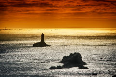 Point du Raz Royalty Free Stock Images