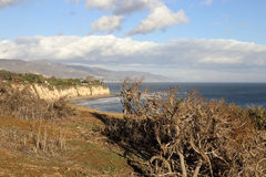 Point Dume. Natural preserve, Malibu California Royalty Free Stock Images