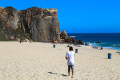 Point Dume Royalty Free Stock Photos