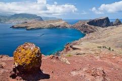 Point Easternmost de la Madère photo stock