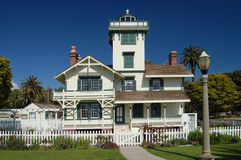 Point Fermin Lighthouse Stock Photos