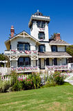 Point Fermin Lighthouse. Is located in San Pedro California Royalty Free Stock Images