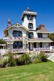 Point Fermin Lighthouse. In San Pedro California Stock Photos