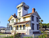 Point Fermin Lighthouse Stock Image