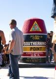 Point Key West, la Floride de Southermost image stock
