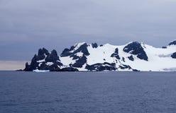 Point les Îles Shetland du sud 5 de Hannah Image stock