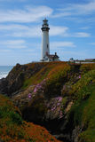 Point Lightstation de pigeon Photographie stock