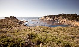 Point Lobos, Carmel, la Californie images stock