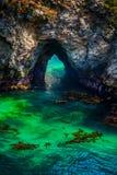 Point Lobos State Park California. China Beach Point Lobos California State Reserve Stock Photo