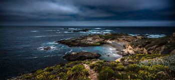 Point Lobos State Park California Stock Photography