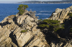 Point Lobos State Park, Monterey, California Stock Photo