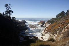 Point Lobos State Reserve, California Stock Image
