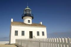 Point Loma-Leuchtturm Stockbild