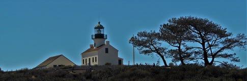 Point Loma light house Stock Photo