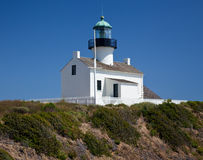 Point Loma Lighthouse Stock Photos
