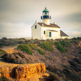 Point Loma Lighthouse Stock Photography