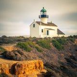 Point Loma Lighthouse stock photography