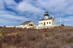 Point Loma Lighthouse, San Diego Stock Images