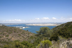 Point Loma National Park Royalty Free Stock Images