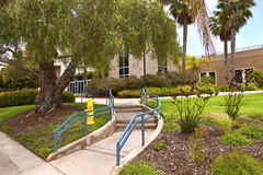 Point Loma Nazarene University California. Royalty Free Stock Photo
