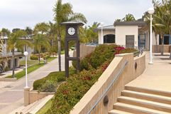 Point Loma Nazarene University California. Stock Image