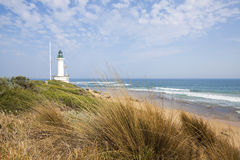 Point Lonsdale Lighthouse, Bellarine Peninsula Stock Image