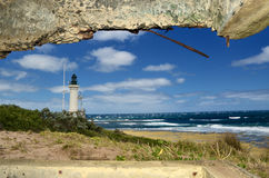 Point Lonsdale pill box Royalty Free Stock Image