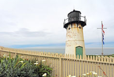 Free Point Montara Fog Signal And Light Station In Spring Stock Photos - 90008983