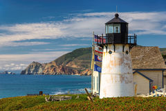 Point Montara Fog Signal and Light Station Royalty Free Stock Image