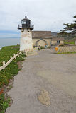 Point Montara Fog Signal and Light Station youth hostel Royalty Free Stock Photos