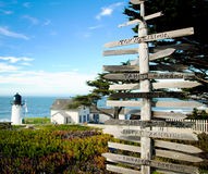 Point Montara Lighthouse Stock Image