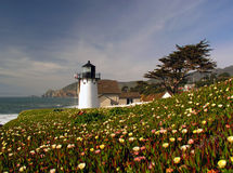 Point Montara Lighthouse Stock Photo