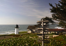 Point Montara Lighthouse Stock Images