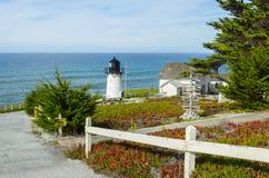 Point Montara Lighthouse Royalty Free Stock Image