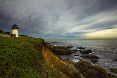 Point Montara Lighthouse Stock Image