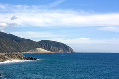 Point Mugu, Southern California Royalty Free Stock Photo