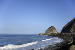 Point Mugu in the morning, CA Royalty Free Stock Image